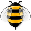 Little Bee Icon 02 Png Icon
