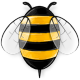 Little Bee Icon 02 large png icon