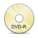 DVD R2 copy png icon