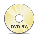 DVD RW 2 copy png icon