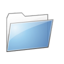 Folder copy Png Icon