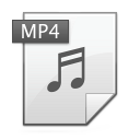 mp 4 png icon
