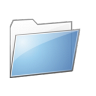 Folder copy large png icon
