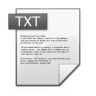 txt large png icon