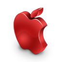 Mac red Png Icon