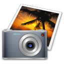 iphoto Png Icon