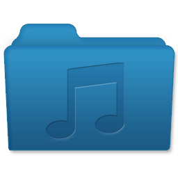 how to find music folder on mac