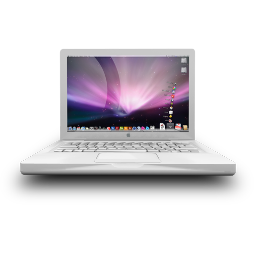 macbook large png icon