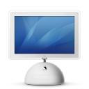 iMac G4 17 Inch Png Icon