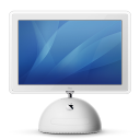 iMac G4 20 Inch Png Icon