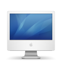 iMac G5 17 Inch Png Icon