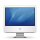 iMac G5 20 Inch Png Icon