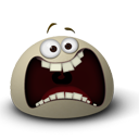 scared png icon
