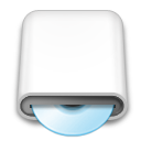 whitedrives Png Icon