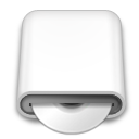 optical Png Icon