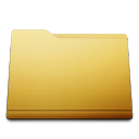 classic folder Png Icon