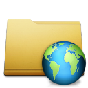 classic folder web Png Icon