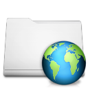 white folder web Png Icon