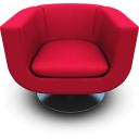 magentaseat Png Icon