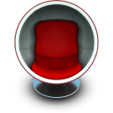 sphereseat Png Icon
