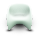 whiteseat Png Icon