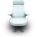 whitevinilseat Png Icon