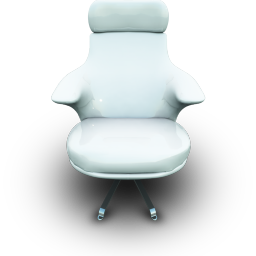 whitevinilseat