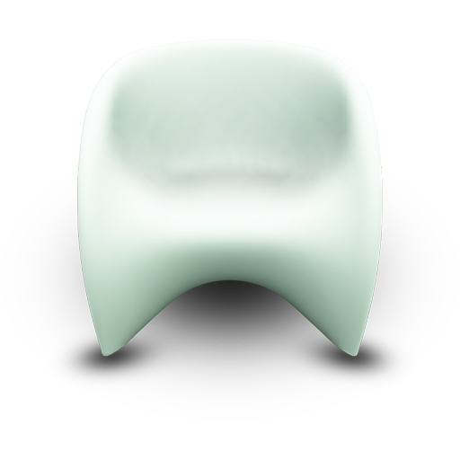 whiteseat large png icon