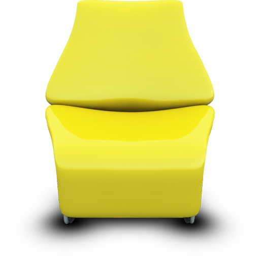 yellowseat large png icon
