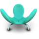 cyanseat large png icon