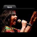 bjork Png Icon