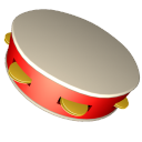 tambourine Png Icon