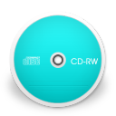 cdrw Png Icon