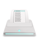 printsandfaxes Png Icon