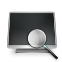 searchcomputer Png Icon