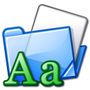 folder font Png Icon