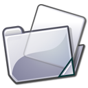 folder grey Png Icon