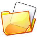 folder yellow Png Icon
