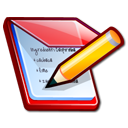 kwrite Png Icon