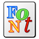 metafont Png Icon