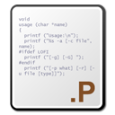 source p Png Icon
