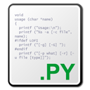 py Png Icon