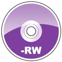 DVD RW Png Icon
