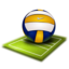 vollyball large png icon