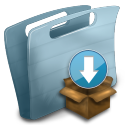 downloads Png Icon