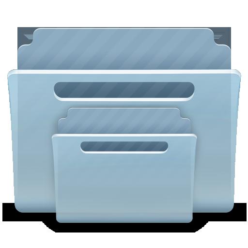 multifolder large png icon