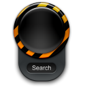 orange alarm Icon 14 png icon