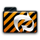 orange alarm Icon 31 png icon
