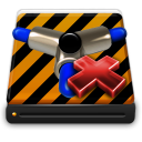 orange alarm Icon 41 png icon