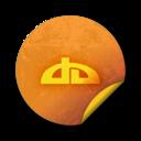 deviantart webtreats Png Icon